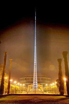 Building, Travel, Reinforced Concrete, World War Two, Poland, City, Viajes, Buildings, Destinations