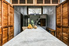 Puerto Escondido Concrete House
