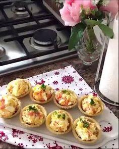 Best Appetizer Recipes, Appetizer Salads, Best Appetizers, Fun Cooking, Cooking Recipes, Cocktail Party Appetizers, Snacks Für Party, Russian Recipes, Breakfast