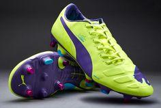 d7a1409118e03e Puma Evopower 1.3 Football Shoes