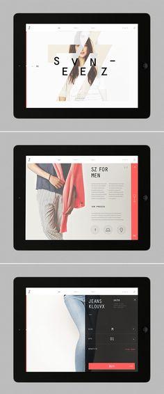 Seven Z Branding | Design: UI/UX. Apps. Websites | Vitor Andrade |
