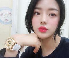 Important Makeup Tips, Beautiful Asian Girls, Daniel Wellington, Ulzzang, Cheese, Fashion, Moda, Fashion Styles, Fashion Illustrations