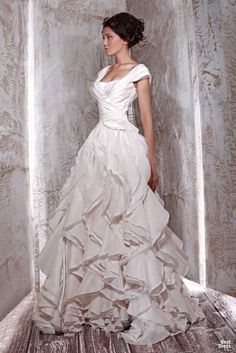 Tony Ward 2012 Wedding Gown Collection