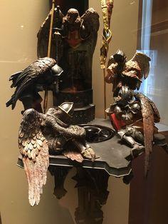 Sculpture, Louvre, Paris, angel