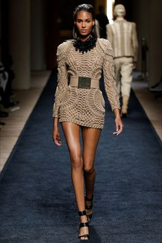 Balmain -  Pre-collection Spring Summer 2016