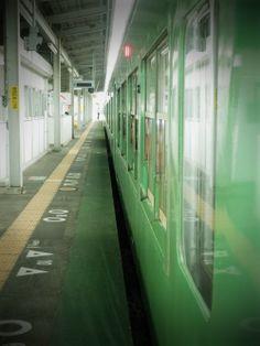Train, Japan, 2013