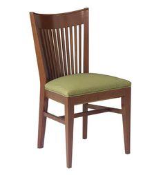 Falcon - 4915  Side Chair w/ Uph. Seat