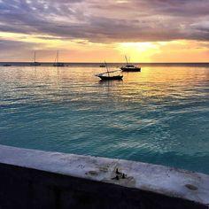 #Repost @maree1  Another day another #sunset #nungwi  #zanzibar #tanzania #beach