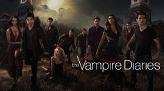 "Check out ""The Vampire Diaries"" on Netflix"