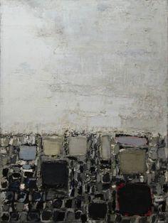 roofs, 1952   Nicolas de Staël