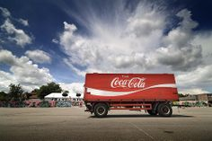 Trink Coca-Cola by Martin Gommel, via Flickr  http://www.flickr.com/photos/kwerfeldein/1832646766/in/faves-publish9/