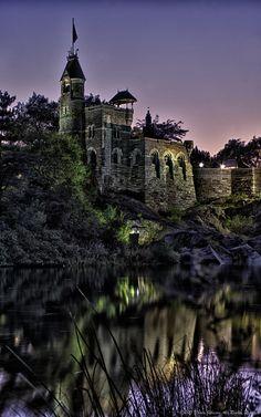 Belvedere Castle, Central Park, New York City by Karen Johnson on 500px  NYC