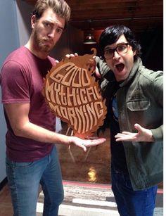 Rhett & Link // Good Mythical Morning