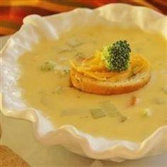 Wisconsin Cheese Soup II