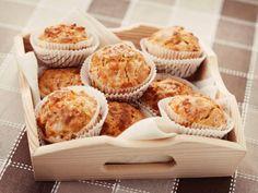 Muffin au camembert - Recette de cuisine Marmiton : une recette