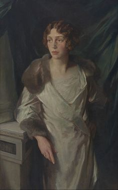 File:Glyn Warren Philpot - Mary Borden - Google Art Project.jpg