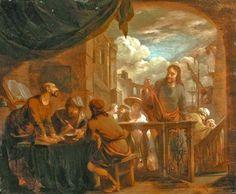 Jesus, the Savior Calls Levi, the Sinner (A Reflection on Mark 2:13-17)