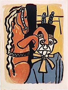 "Thealbum""Circus"" - Fernand Leger"