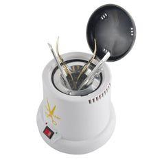 Nail Sterilizer Box Tools Disinfection Box With GlassBalls HighQuality Nail Tools, Nails, Box, Finger Nails, Snare Drum, Ongles, Nail, Nail Manicure