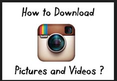 How To Download From Instagram on Android, iPhone & PC - DownloadGram - Instagram photo, video, and IGTV | TechSog Instagram For Android, Pc Instagram, Save Instagram Photos, Instagram Website, Instagram Story, Adidas Originals, Save Video, Asos Online, Insta Pictures