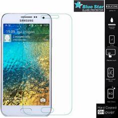 Protector Cristal Templado Samsung Galaxy E5, E500