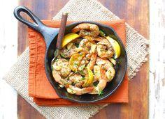 Quick and Easy Weeknight Garlic Shrimp