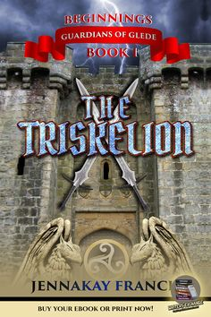 The Triskelion, a powerful magical amulet, once torn into two parts to protect the world of Glede, now must be found and re-united to save Glede. Two boys are summoned by the magic of the Triskelion to perform this dangerous task -Treyas Beckering, an elf from Bailiwycke in the west; and  Jannson van Tannen, the newly orphaned King of Odora Dava to the east.  #books #reading #fantasy #fantasybooks #YoungAdult #YA #Dragon #elf #magic #novels  #ReadingLists #bookblogger…