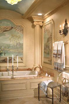 1000 images about windows doors on pinterest murals for Mediterranean master bathroom ideas
