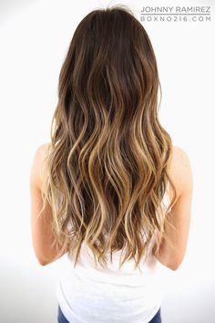 SULTRY. Hair Color by Johnny Ramirez • IG: @johnnyramirez1 • Appointment inquiries please call Ramirez|Tran Salon in Beverly Hills at 310.724.8167.