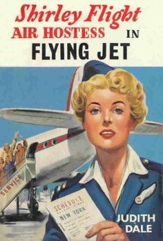 The Shirley Flight Air Hostess Series