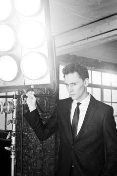 Tom Hiddleston   ;)