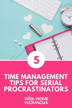 5 Time Management Tips for Serial Procrastinators Are you looking for ways to improve your time management skills? Here are some time management tips for procrastinators so you can make the most of your time each day. Time Management Tools, Time Management Strategies, Project Management, Business Tips, Online Business, Business Education, Motivational Speeches, How To Stop Procrastinating, Self Improvement