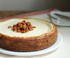 Vintage Kitchen Notes: Brown Sugar Cheesecake