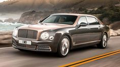 2016 Bentley Mulsanne Extended Wheelbase Pictures Images HD Wallpaper