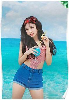 'twice // summer nights // nayeon' Spiral Notebook by lyshoseok K Pop, Kpop Girl Groups, Korean Girl Groups, Kpop Girls, Twice Wallpaper, Twice Chaeyoung, Warner Music, Nayeon Twice, Im Nayeon
