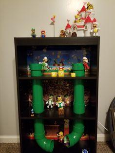 Super Mario playhouse  DIY