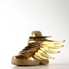 adidas - Buty Wings 3 Gold