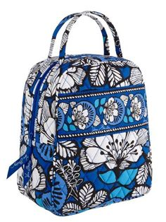 f4b4a1beebc Vera Bradley, Blue Bayou, Storage Containers, Food Storage, Dillards,  Polyvore, Travel Bags, Patterns, Coupons, Travel Handbags, Block Prints,  Storage Bins, ...