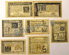 Replica Colonial Currency Series A Historical Document http://www.amazon.com/dp/B0026SKL94/ref=cm_sw_r_pi_dp_kD0kxb05PF5XJ