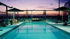Gansevoort Hotel in New York's sleek Meatpacking District