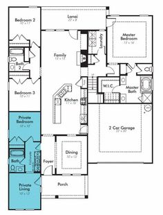 "multigenerational house  plans | Latest trend in house design: ""A home within a home"" : TreeHugger ~ With optimal health often comes clarity of thought. Click now to visit my blog for your free fitness solutions!"