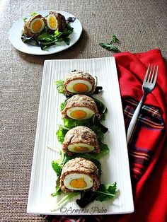 Scotch Eggs - Uova Scozzesi