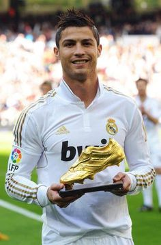 Ronaldo  Golden Boot Winner