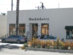 Huckleberry cafe, Santa Monica.  This is a typical LA scenester kind of place. What does that mean? It is great to be a heard and seen by many of the local high power residents of LA. People watching are the best in here. Too many celebs and politicians to be named in here as people who come here are for their well known pastries and muffins. Food Places, Places To Travel, City By The Sea, Green Eggs And Ham, Huckleberry, Politicians, Sunday Morning, Restaurant Design, Santa Monica