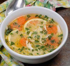 csirkés, citromos – egy zseniális görög leves Ciabatta, Cheeseburger Chowder, Thai Red Curry, Food And Drink, Favorite Recipes, Ethnic Recipes, Soups, Soup, Chowder