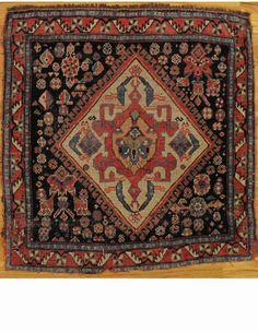 Pre 1900 Qashqai bag