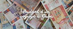 Budget d'un voyage à Cuba