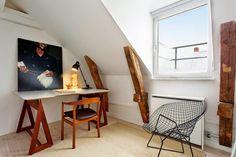 Espectacular ático de diseño. ¡Quiero vivir en el! | Decorar tu casa es facilisimo.com