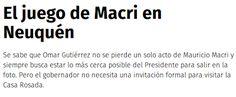 """Piedra OnLine: ¿Omar Gutierrez enamorado """"politicamente"""" de Mauri..."""