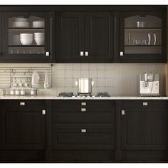 Charming Nuvo Black Deco Cabinet Paint